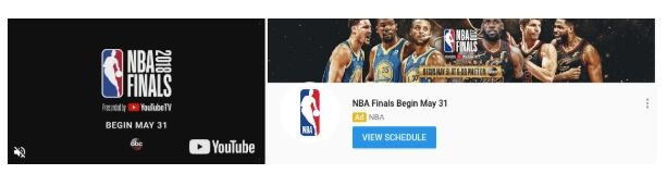 NBA Youtube specifically
