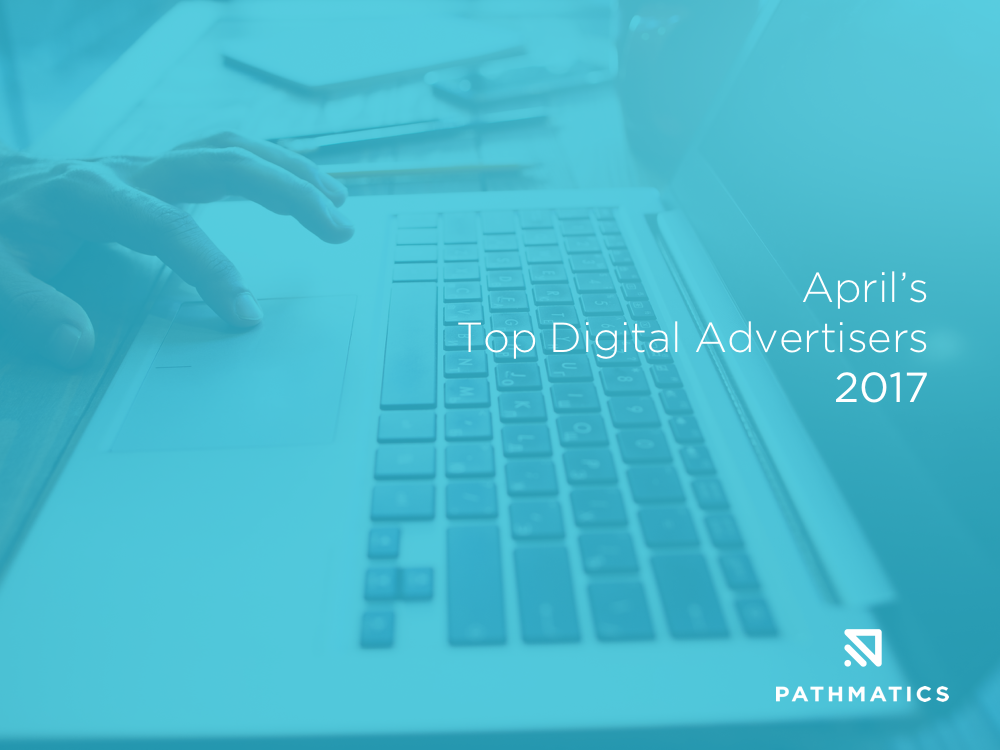 April's Top 5 Mobile Advertising Spenders - Featured Image