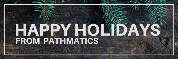 Happy Holidays from Pathmatics! - Featured Image