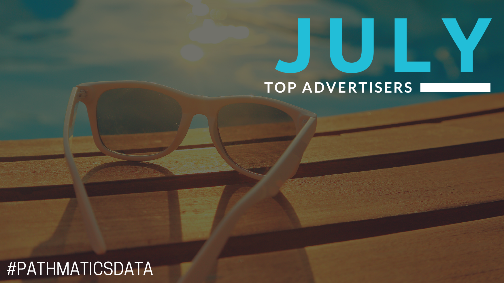 July's Top Digital Advertisers - Featured Image