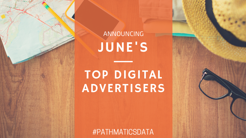 June's Top Digital Advertisers - Featured Image