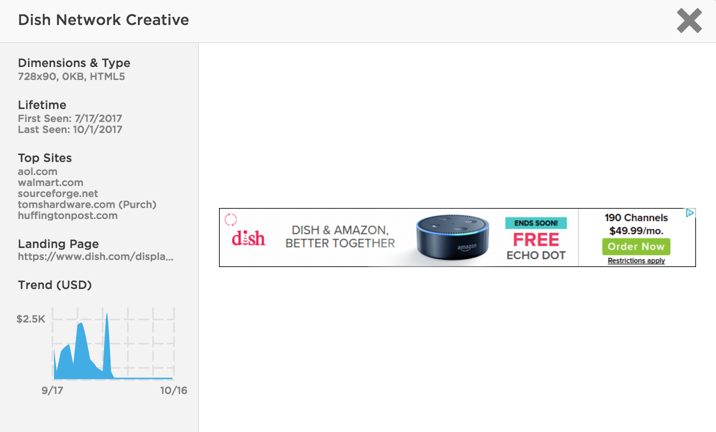 Brand of the Week: Dish Network - Featured Image