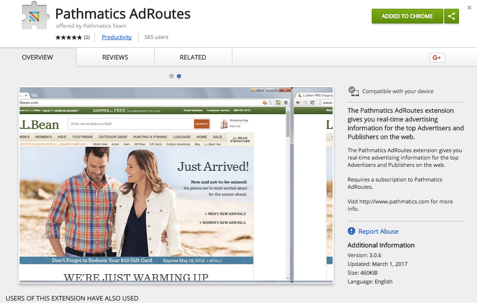 How to Use the Pathmatics Google Chrome Extension - Featured Image