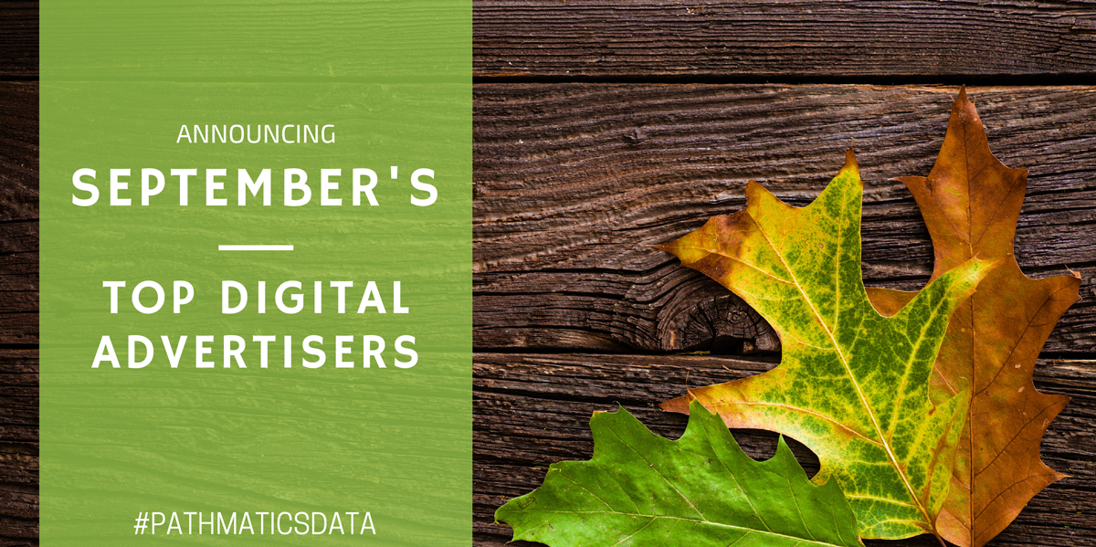 September's Top Digital Advertisers 2015 - Featured Image