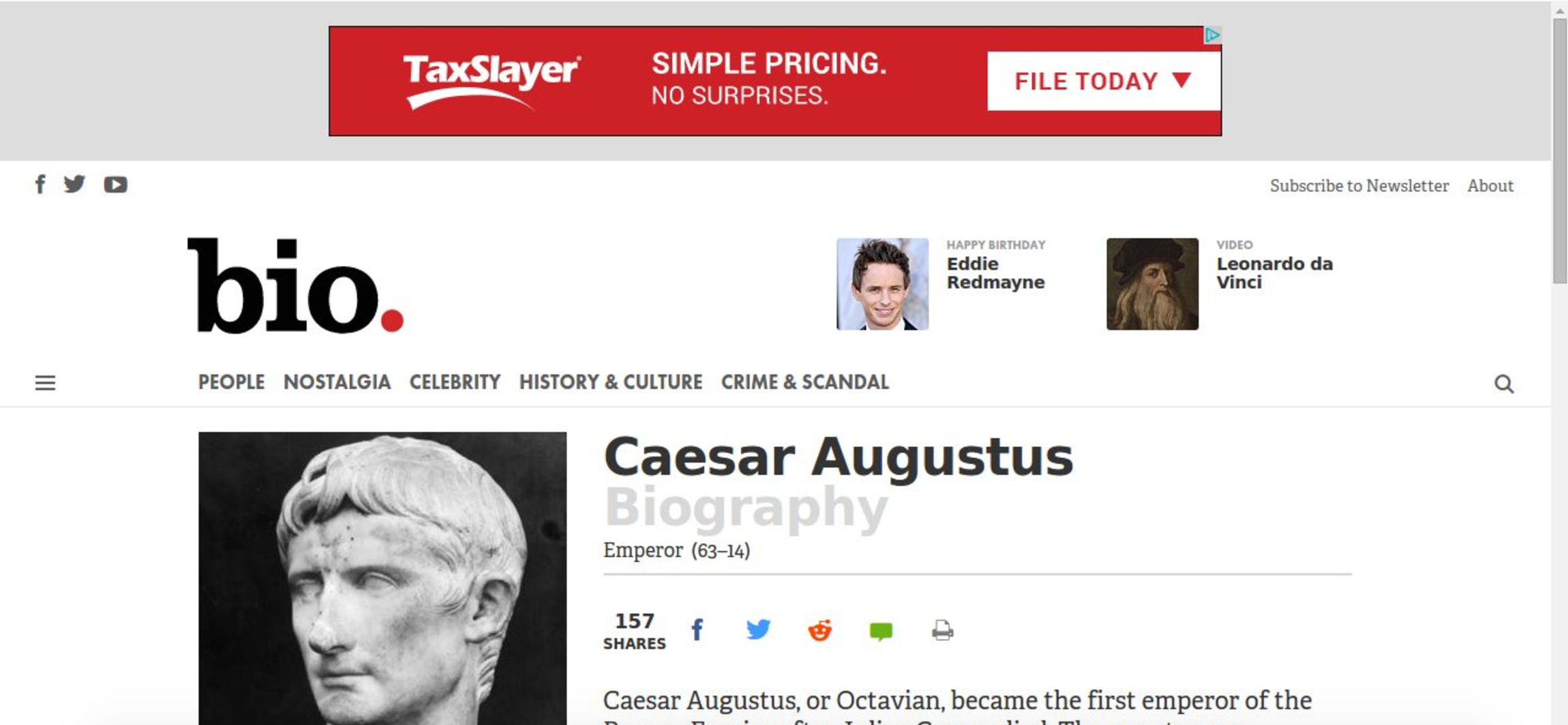 Brand of the Week: TaxSlayer - Featured Image